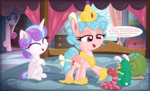 Princess Cozy Glow?