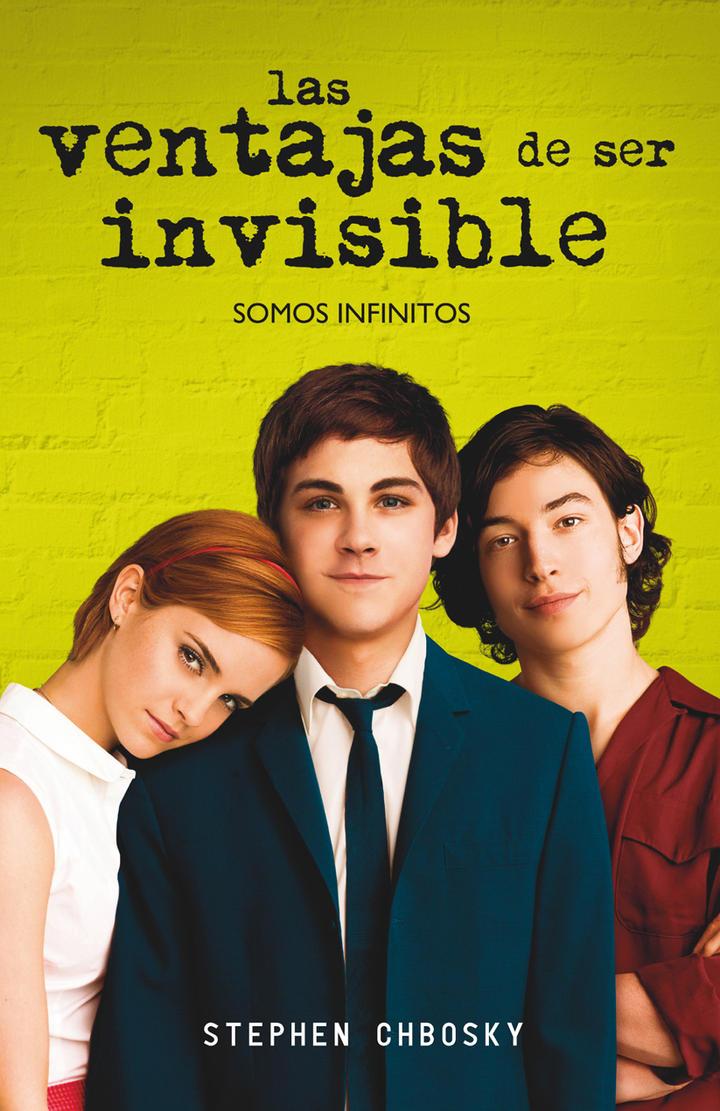 Las Ventajas De Ser Invisible Patrick Las ventajas de ser in...