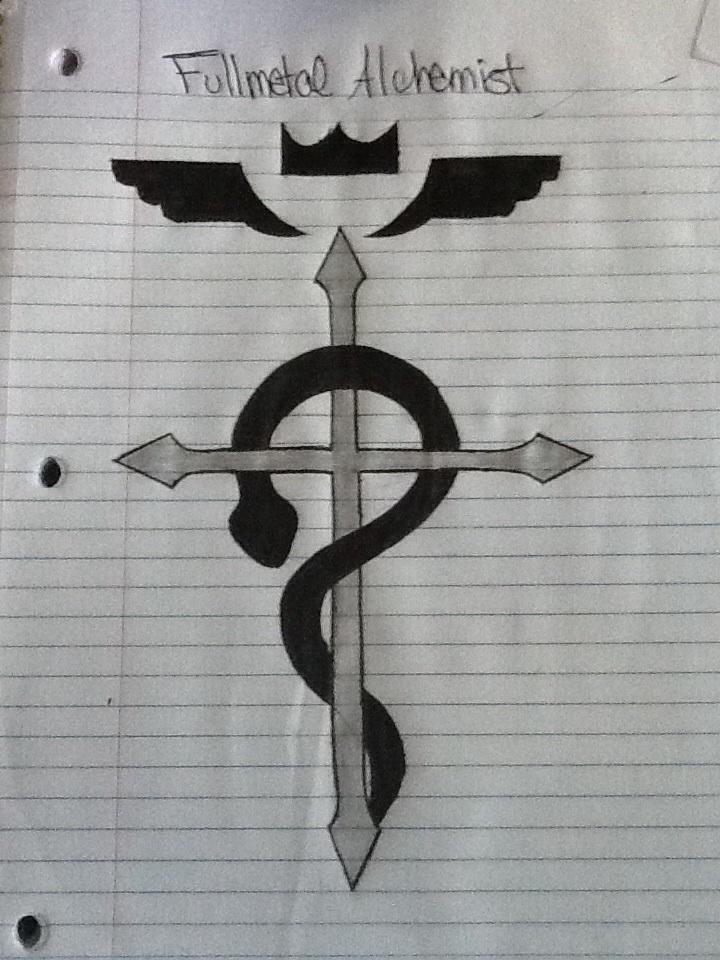 Fullmetal Alchemist Symbol Meanings Gallery
