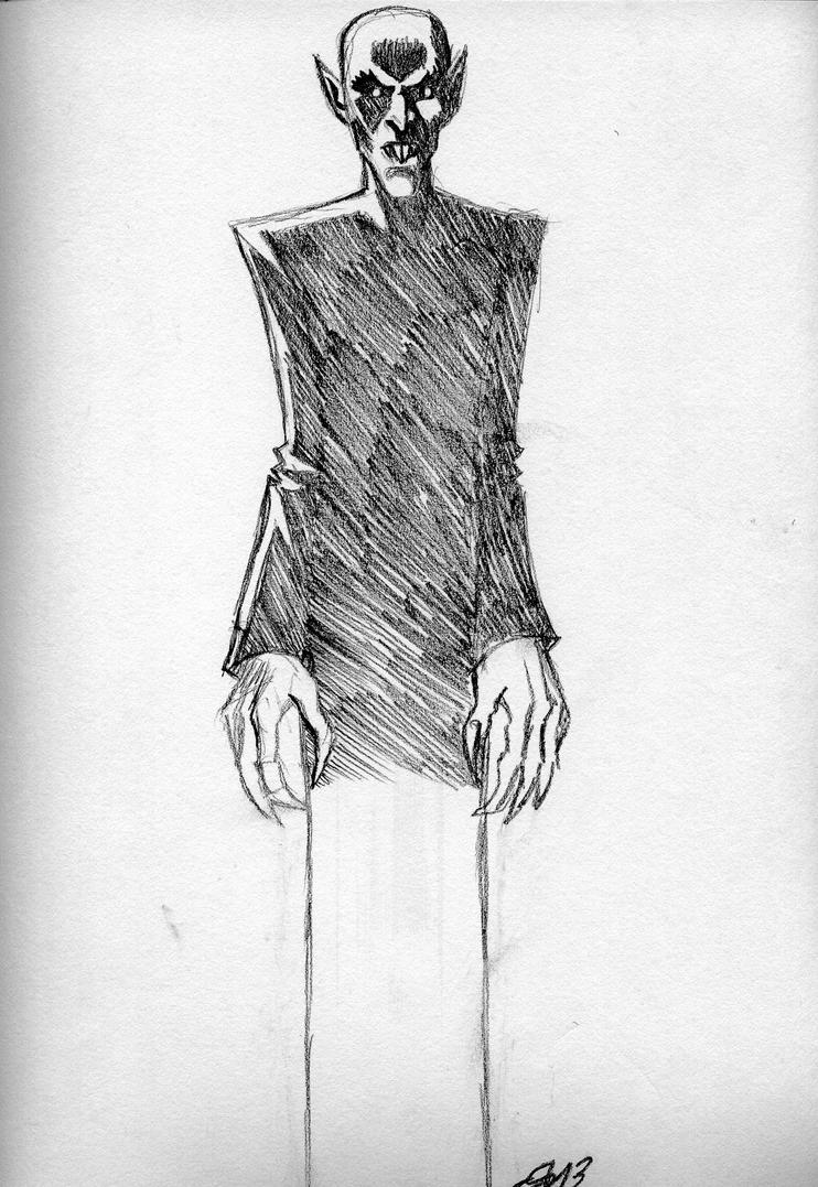 COUNT ORLOK, the Nosferatu by Ragnaroker