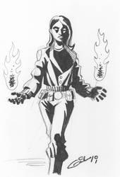 Liz Ablaze