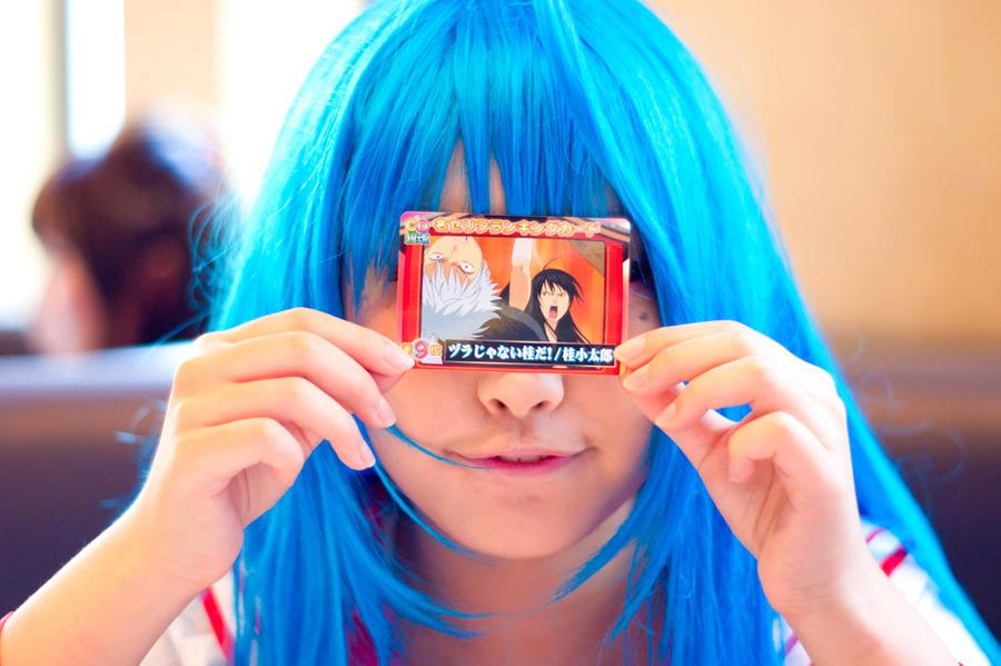 Lucky Star-konata by KanI006