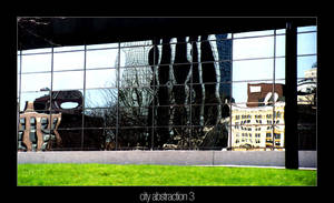 City in Abstraction 3 by vert