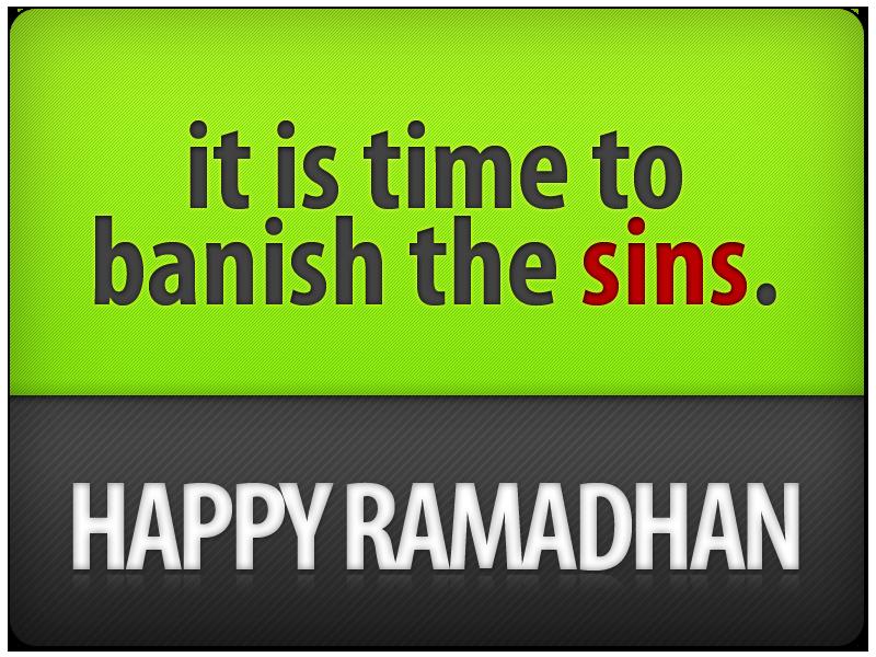 Ramadhan Tiba, Ramadhan Tiba, Marhaban ya Ramadhan