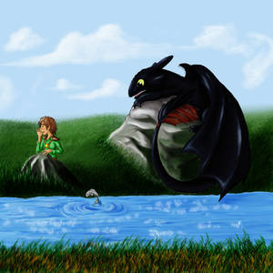HTTYD - Hide and Seek