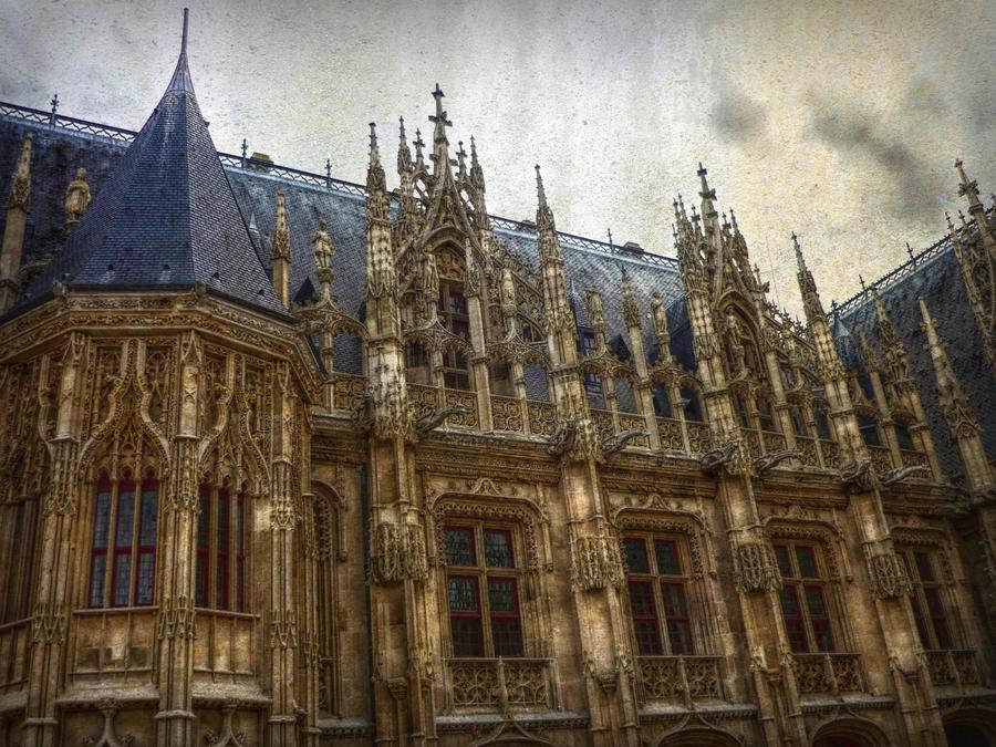 Gothic architecture by kakobrutus ...