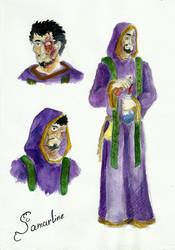 Anacrothe the alchemist