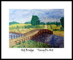 Old Bridge by AzureRayArt