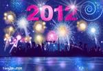 Happy New Year 011 by AzureRayArt
