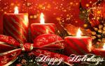 Happy Holidays 001 by AzureRayArt