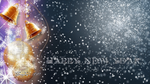 Happy New Year 004 by AzureRayArt