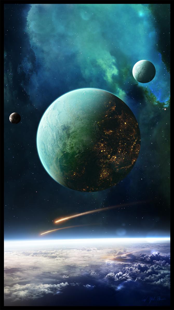 Horizon By GabrielBStiernstrom On DeviantArt