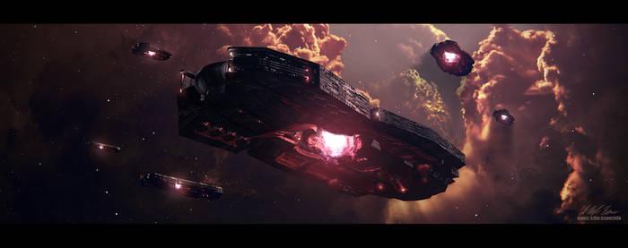 Hades' Star - Cerberus Colussus