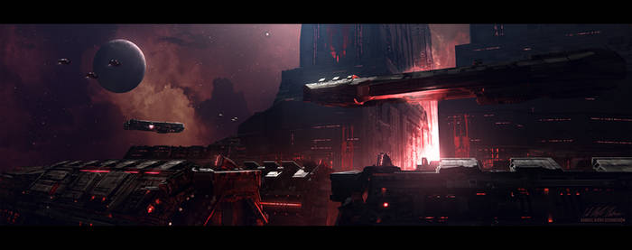 Hades' Star - Cerberus Station
