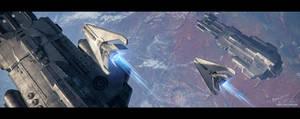 Hades' Star - Drones