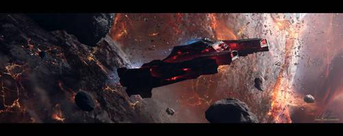 Hades' Star - Cerberus Storm