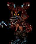 Adventure Nightmare Foxy