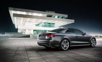 Audi S5 by xEnmaKozatox