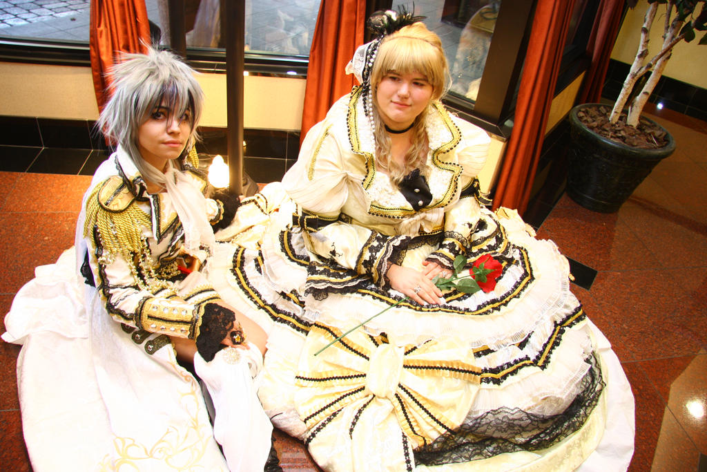 Hizaki and Teru by submindy