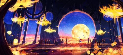 3.3.15 Moon Gate Hallways