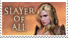 Guild Wars Slayer Of All Stamp by Calaval
