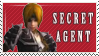 Guild Wars Agent Stamp by Calaval