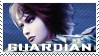 Guild Wars Guardian Stamp by Calaval