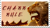 Guild Wars 2 Charr Rule Stamp by Calaval