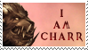 Guild Wars 2 Charr Stamp by Calaval