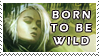Guild Wars 2 Sylvari Stamp by Calaval
