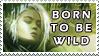 Guild Wars 2 Sylvari Stamp by Calaval