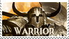 GW2 Warrior Stamp by Calaval