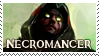 GW2 Necromancer Stamp by Calaval