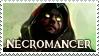 GW2 Necromancer Stamp by Calaval