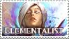 GW2 Elementalist Stamp by Calaval