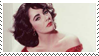 Elizabeth Taylor Stamp by Calaval
