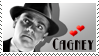James Cagney Stamp by Calaval