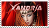 Xandria Stamp 1 by Calaval