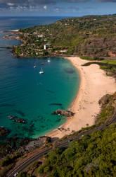 Lovely Waimea Bay by silasleger