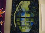grenade gravel