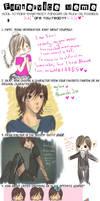 Fanservice meme: Akanishi Jin