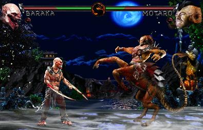 Mortal Kombat Fake - Baraka vs Motaro by riki0017 on ...