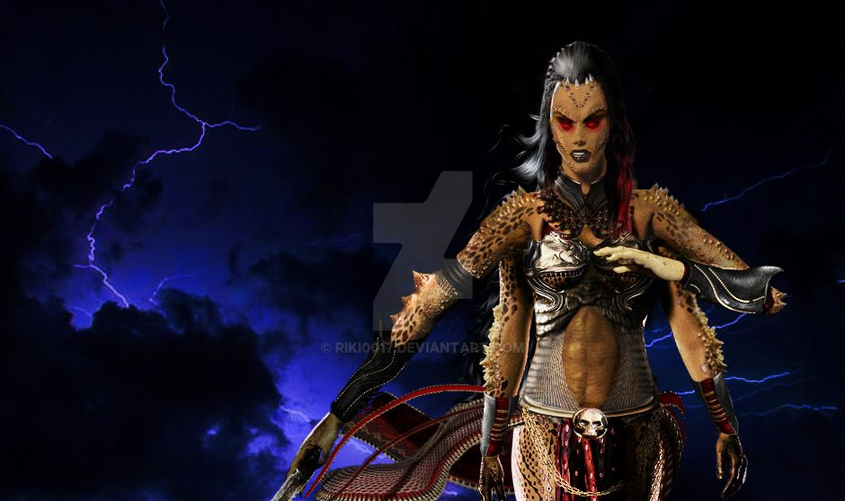 Image Result For Mortal Kombat Sheeva
