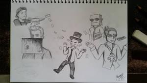 Baller Status [Sketch Dump]