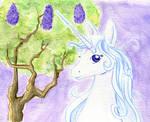 The Lilac Unicorn
