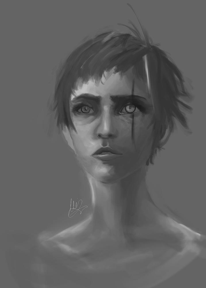 Face by Anselmeth