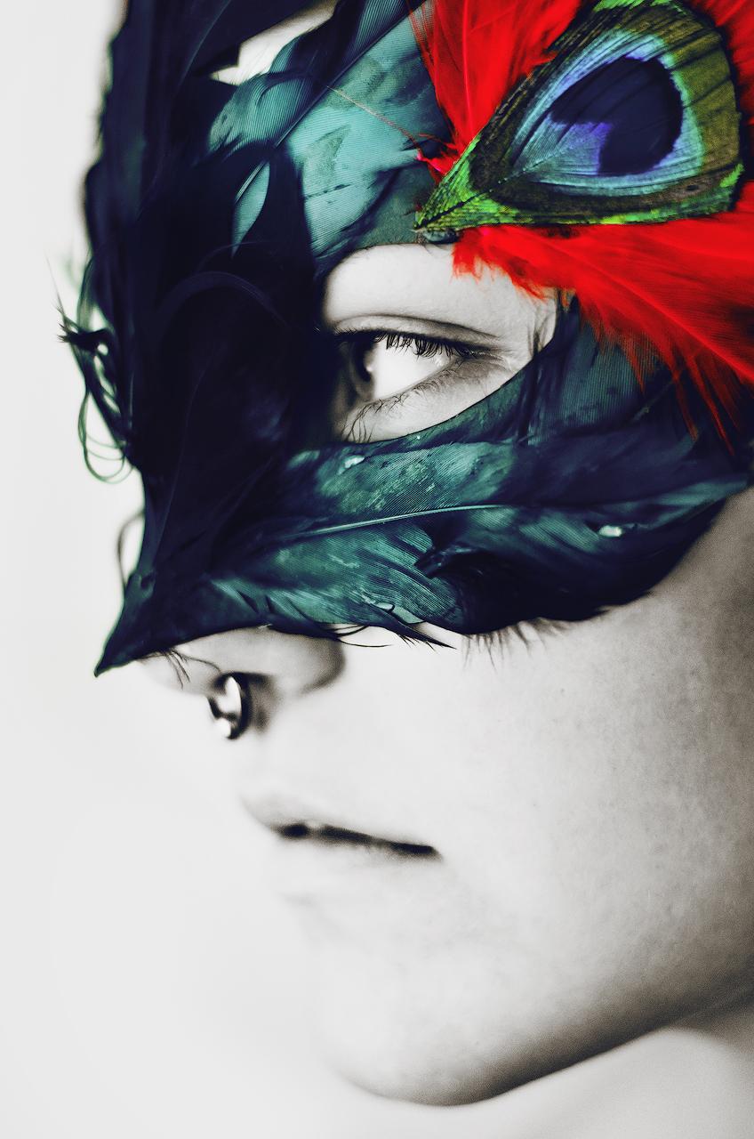 Mask by Anselmeth