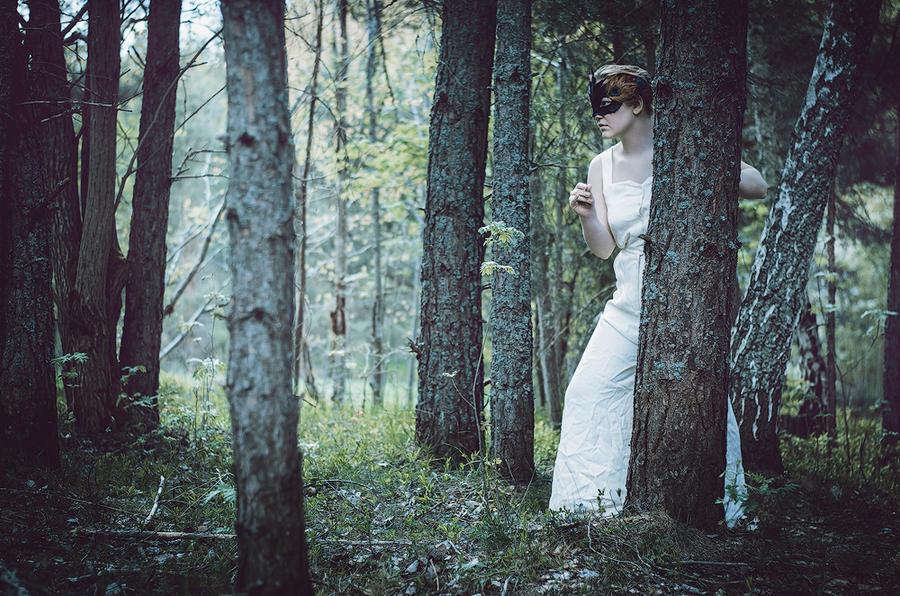 Skogen igen by Anselmeth