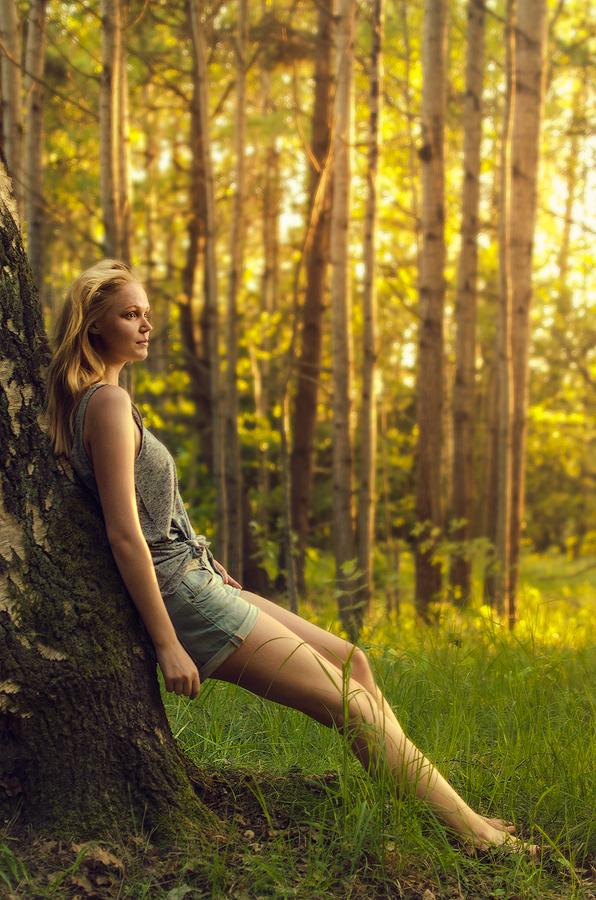 Sunshine by Anselmeth