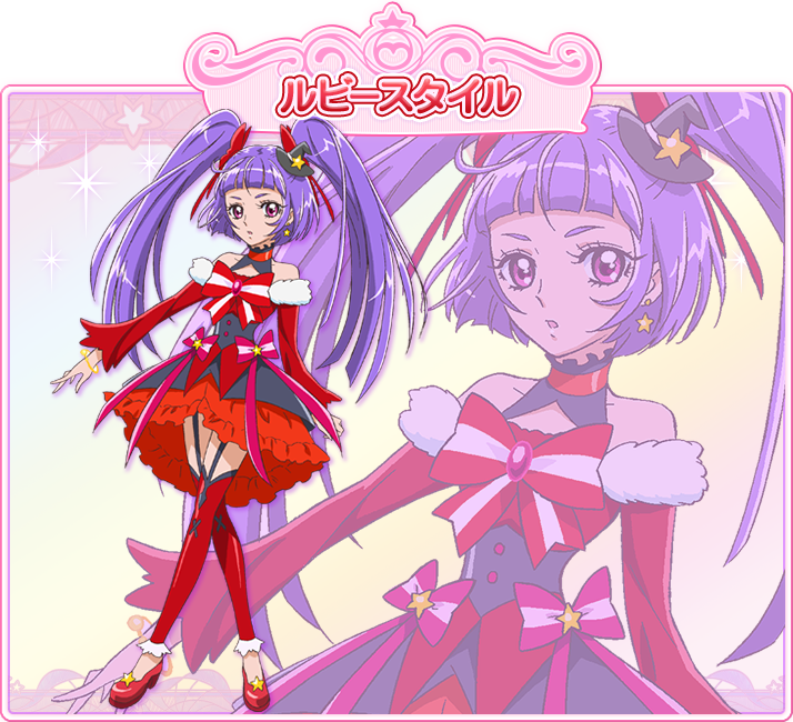 Cure Magical Ruby Style Settei by Magic-Girl-Resources on DeviantArt